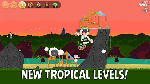 Angry Birds - Melhores Apps Android