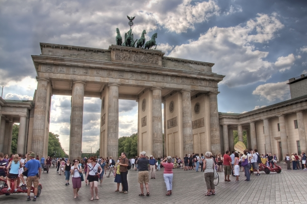 Berlim, Alemanha - melhores destinos para viajar sozinho