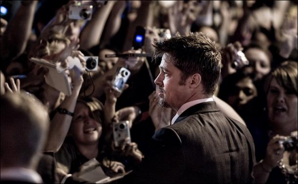 Brad Pitt - 10 homens mais bonitos do mundo