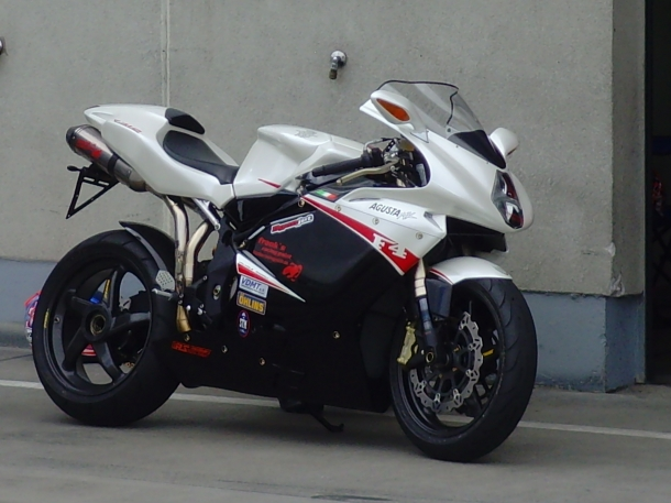 MV Agusta F4 R 312 - as motos mais rápidas do mundo
