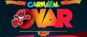 Cartaz Carnaval de Ovar 2016