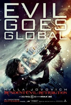 Filme Resident Evil 5: Retaliação