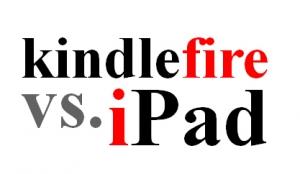 Kindle Fire vs iPad