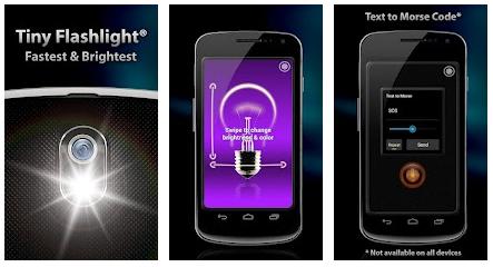 Lanterna Flashlight - Melhores Apps Android