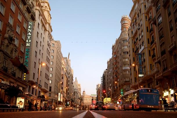 Madrid - 5 Destinos de Passagem de Ano