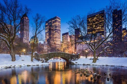 Onde Passar o Natal com Neve
