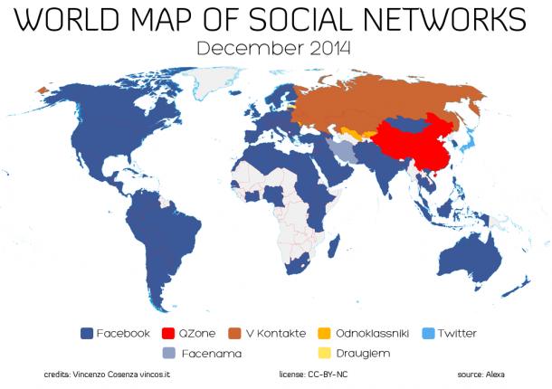 Países que Mais Utilizam a Internet