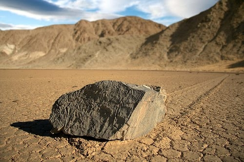 pdras que andam death valley