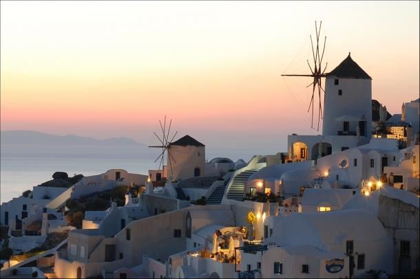 Santorini - Os 10 Melhores Destinos de Lua-de-mel