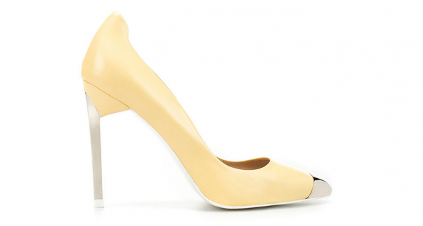 Tendências Sapatos 2013 Cap Toe